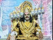 छिंदवाड़ा के रजौला रैययत में पांढुर्णा विधायक ने रामलीला में निभाया रावण का रोल, अनूठी रामलीला देखने काफी संख्या में पहुंचे लोग छिंदवाड़ा,Chhindwara - Money Bhaskar