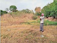स्कूल केे लिए अलॉट हुई जगह पर शुरू नहीं हुआ काम|मोहाली,Mohali - Dainik Bhaskar