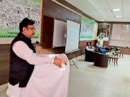 नेशनल पार्क में जल्द शुरू कराई जाएगी हार्ड बैलून की व्यवस्था: वन मंत्री|खजुराहो,khajuraho - Dainik Bhaskar