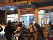 छिंदवाड़ा के बाजारों में उमड़ी भीड़, कोविड नियमों की अनदेखी पर प्रशासन मौन; सुबह होम डिलीवरी वाले दुकानदारों की सूची जारी की|छिंदवाड़ा,Chhindwara - Dainik Bhaskar