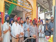 गुरुद्वारों में अखंड पाठ शुरू, इस बार भी सादगीपूर्वक मनाया जाएगा त्योहार|जमशेदपुर,Jamshedpur - Dainik Bhaskar
