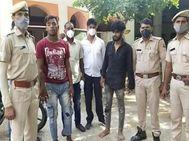 अवैध मादक पदार्थ की तस्करी करते दो गिरफ्तार, जयपुर निवासी युवकों से स्मैक बरामद; गिरोह का हो सकता है भण्डाफोड|राजस्थान,Rajasthan - Money Bhaskar