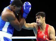 टोक्यो ओलिंपिक में सुपर हैवीवेट बॉक्सर सतीश कुमार यादव सेकेंड राउंड में दिखाएंगे दम, 2010 में जीता था पहला पदक|मेरठ,Meerut - Money Bhaskar