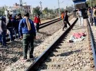जयपुर में मालगाड़ी से टकराकर बुजुर्ग की मौत, डेढ़ घंटे बाद जीआरपी पहुंची; शिनाख्त नहीं|जयपुर,Jaipur - Dainik Bhaskar