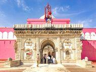 कोरोना की बंदिशें; अंबेमाता, जीण माता, देशनोक करणी माता, भद्रकाली मंदिर में बिना श्रद्धालुओं के होगी घट स्थापना, भक्तों के लिए मंदिरों के पट रहेंगे बंद|जयपुर,Jaipur - Dainik Bhaskar