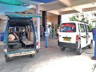 रिम्स के अंकोलॉजी वार्ड में 25 गंभीर मरीज भर्ती, 500 से ज्यादा ऑक्सीजन बेड खाली|रांची,Ranchi - Dainik Bhaskar