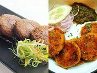 छाेले और आलू में मसाला मिलाकर बनाएं चना लहसुनिया कबाब, वेज शामी कबाब को काले चने में बेसन मिलाकर फ्राई करें|लाइफस्टाइल,Lifestyle - Dainik Bhaskar