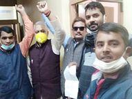 माध्यमिक शिक्षक संघ में एक पत्र से मचा है बवाल, आपस में भिड़ रहे शिक्षकों की लड़ाई लड़ने वाले|पटना,Patna - Dainik Bhaskar