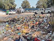 हर साल 43 करोड़ का मिलता है टैक्स, फिर भी जलजमाव, गंदगी और सीवेरज जाम की समस्या|पटना,Patna - Dainik Bhaskar