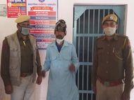 वारदात के कुछ घंटों बाद ही चुराई गई कार बरामद, आरोपी गिरफ्तार अजमेर,Ajmer - Dainik Bhaskar