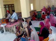 गुरुद्वारे में कीर्तन कर सजाया दीवान, बांटा गया सूखा प्रसाद अजमेर,Ajmer - Dainik Bhaskar
