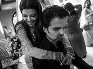 शादी को एक महीना होने पर काजल ने शेयर की अनसीन फोटो, वेडिंग केक को याद कर बोलीं- एक और मिल सकता है|बॉलीवुड,Bollywood - Dainik Bhaskar