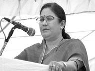 10 तस्वीरों में देखिए किरण की कहानी; पार्षद से सफर शुरू कर मंत्री तक पहुंचीं और भाजपा के लिए बड़ा चेहरा बन गईं|जयपुर,Jaipur - Dainik Bhaskar
