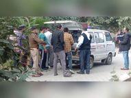 बाउंसर ने गोली मारकर की आत्महत्या, अगले महीने होनी थी शादी; पिता ने छिपा दी थी उसकी रिवॉल्वर|पानीपत,Panipat - Dainik Bhaskar