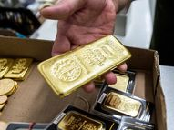 सोने की कीमतें 57 रुपए बढ़कर 47,975 रुपए प्रति 10 ग्राम तक पहुंची; चांदी 962 रुपए गिरकर 61,184 रुपए प्रति किग्रा हुई|मार्केट,Market - Money Bhaskar