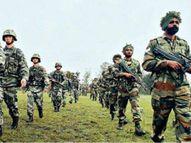 गलवान का टकराव चीन की साजिश, झड़प से एक हफ्ते पहले उसने 1000 सैनिक तैनात किए थे|देश,National - Dainik Bhaskar