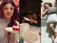 सलमान की बहन अर्पिता ने दुबई के रेस्टोरेंट में तोड़ी प्लेट, इससे पहले शिल्पा शेट्टी समेत कई सेलेब्स ट्रेंड फॉलो कर हुए ट्रोल|बॉलीवुड,Bollywood - Dainik Bhaskar