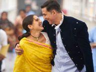 अक्षय ने सारा के साथ शुरू की 'अतरंगी रे' की शूटिंग, सेट से शेयर की पहली फोटो|बॉलीवुड,Bollywood - Dainik Bhaskar