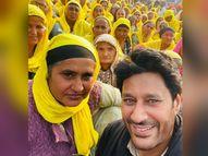 पंजाबी सिंगर हरभजन मान ने ठुकराया शिरोमणि पंजाबी सम्मान, कहा- अभी पूरा ध्यान किसानों की तरफ होना चाहिए|बॉलीवुड,Bollywood - Dainik Bhaskar