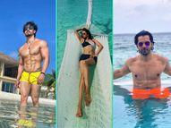 टाइगर श्रॉफ, तारा सुतारिया से लेकर रकुल प्रीत तक, क्यों कोरोना के बीच छुट्टी मनाने मालदीव पहुंचे ये बॉलीवुड सितारे|बॉलीवुड,Bollywood - Dainik Bhaskar