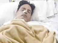 राहुल रॉय की फिल्म के डायरेक्टर नितिन उठा रहे इलाज का खर्च, बोले- कोई मदद करना चाहे तो आसानी होगी|बॉलीवुड,Bollywood - Dainik Bhaskar