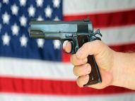 अमेरिका के बड़े शहरों में हत्याओं की दर 42% तक बढ़ी, पिछले साल दो करोड़ से अधिक हैंड गन-अन्य हथियार बिके|द इकोनॉमिस्ट,The Economist - Dainik Bhaskar