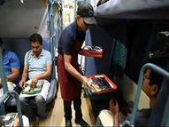 रेलवे फिर शुरू कर रही ई-कैटरिंग सुविधा, कोरोना महामारी के कारण कुछ महीनों से बंद थी ये सर्विस पर्सनल फाइनेंस,Personal Finance - Money Bhaskar