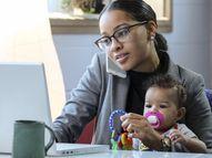 महामारी के दौरान 36.6%पुरुषों ने माना कि बच्चों की परवरिश सिर्फ पत्नी की जिम्मेदारी, वहीं 44.5% कपल्स ने मिलकर की बच्चों की देखभाल लाइफस्टाइल,Lifestyle - Dainik Bhaskar
