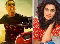 2021 में सबसे ज्यादा फिल्में अक्षय कुमार और तापसी पन्नू की आएंगी, खान तिकड़ी एक-एक फिल्म के साथ मैदान में|बॉलीवुड,Bollywood - Dainik Bhaskar