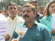 महाराष्ट्र BJP विधायक राम कदम ने 'तांडव' के निर्माताओं के खिलाफ दर्ज कराई शिकायत, हिंदू देवताओं के अपमान का लगाया आरोप|देश,National - Dainik Bhaskar