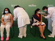 भूटान को भारत फ्री में कोवीशील्ड देगा, अमेरिका के कैलिफोर्निया में मॉडर्ना की वैक्सीन पर रोक लगी|विदेश,International - Dainik Bhaskar