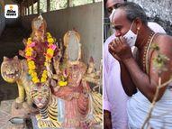 19 महीने में मंदिरों में तोड़फोड़ की 128 घटनाएं, विपक्ष का आरोप- CM जगन रेड्डी ईसाई एजेंडे पर चल रहे|ओरिजिनल,DB Original - Dainik Bhaskar