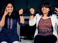 छ: साल पहले जाह्नवी और नुपुर ने ऑनलाइन प्लेटफॉर्म 'ब्लीटेक' की शुरुआत की, यहां उन बच्चों के लिए साइन लैंग्वेज कंटेंट मौजूद है जो सुन नहीं सकते|लाइफस्टाइल,Lifestyle - Dainik Bhaskar