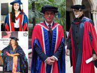 अमिताभ बच्चन, शाहरुख खान से लेकर परिणीति चोपड़ा तक, ये हैं बॉलीवुड के सबसे ज्यादा एजुकेटेड सेलेब्स|बॉलीवुड,Bollywood - Dainik Bhaskar