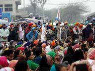 23 और 24 जनवरी को सिंघु बॉर्डर पर किसान संसद लगेगी, 26 को ट्रैक्टर मार्च निकाला जाएगा|देश,National - Dainik Bhaskar