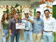 सलमान ने मान ली थिएटर ओनर्स की रिक्वेस्ट, ईद 2021 में थिएटर पर ही रिलीज होगी राधे|बॉलीवुड,Bollywood - Dainik Bhaskar