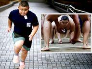 10 साल के जापानी सूमो की कहानी, जिसने अपनी से अधिक उम्र के पहलवानों को धूल चटाई; जानिए खुद को कैसे किया तैयार|लाइफ & साइंस,Happy Life - Dainik Bhaskar
