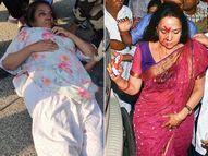 जब गंभीर हादसे के शिकार हुए बॉलीवुड सितारे, किसी की रोड एक्सीडेंट तो किसी की प्लेन क्रेश में गई जान|बॉलीवुड,Bollywood - Dainik Bhaskar
