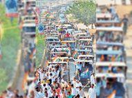 कमल पटेल के भतीजे को व्यापारी ने दिया धोखा तो आम किसान क्या?|खंडवा,Khandwa - Dainik Bhaskar