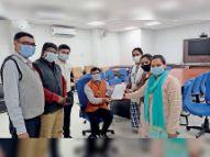 एसडीएम से अभद्र व्यवहार, लामबंद हुए राज्य प्रशासनिक सेवा के अधिकारी|रतलाम,Ratlam - Dainik Bhaskar