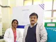 BHU IIT के वैज्ञानिकों नेबीमारीकालाजार कावैक्सीन खोजा, चूहों पर हुआ सफल परिक्षण वाराणसी,Varanasi - Dainik Bhaskar