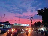 रात में गर्मी का अहसास, 1 डिग्री बढ़ा तापमान, 17.4 डिग्री पर आया; जनवरी के अंतिम सप्ताह में फिर लौटेगी ठंड|होशंगाबाद,Hoshangabad - Dainik Bhaskar