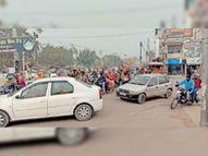 संगरूर में 33 एक्सीडेंट प्रोन एरिया, न चेतावनी बोर्ड न ब्लिंकर, 20 दिनों में 17 हादसे, 11 की मौत|संगरूर,Sangrur - Dainik Bhaskar