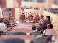 ब्लॉक के सभी 66 गांवों के हिन्दू परिवार से ली जाएगी समर्पण राशि|जशपुर,Jashpur - Dainik Bhaskar