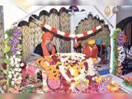 गुरु गोविंद सिंह जयंती के प्रकाश पर्व पर विभिन्न संस्था-संगठनों की ओर से हुए विविध कार्यक्रम|अजमेर,Ajmer - Dainik Bhaskar