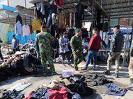 आतंकियों ने बाजार में लोगों को झांसा देकर बुलाया, फिर खुद को बम से उड़ाया- 28 की मौत|विदेश,International - Dainik Bhaskar