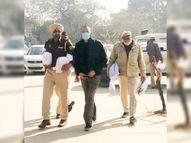 2 किलो 750 ग्राम अफीम और 90 हजार ड्रग मनी समेत गिरफ्तार आरोपी पुलिस रिमांड पर भेजा|अबोहर,Abohar - Dainik Bhaskar