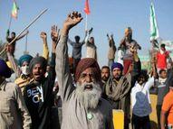 दिल्ली-NCR में किसानों के आंदोलन से 50 हजार करोड़ का व्यापार हुआ नुकसान|बिजनेस,Business - Dainik Bhaskar