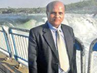 पीईबी के परीक्षा नियंत्रक की कोरोना से मौत, 70% लंग्स में इंफेक्शन था|भोपाल,Bhopal - Dainik Bhaskar