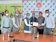 जिले के 596 युवाओं को मिले ऑफर लेटर, शहर सहित राज्य के कई जिलों एवं राजस्थान की कंपनियां हुईं शामिल|रतलाम,Ratlam - Dainik Bhaskar